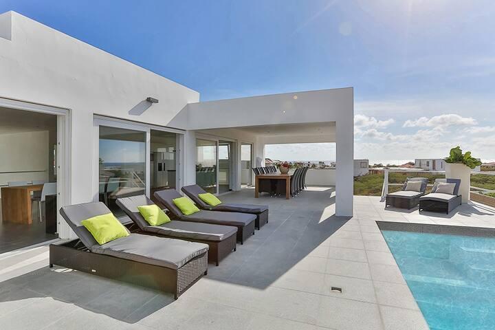 Villa Novo Grande - Jan Thiel - Casa
