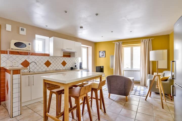Maison confortable  aux portes de Castelnaudary