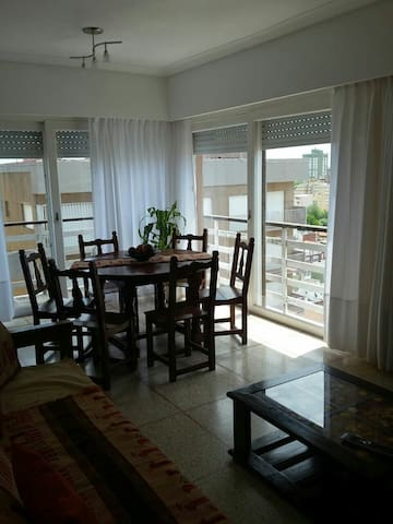 Depto en la costa - Miramar - Appartement