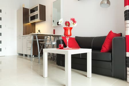 Apartament a-RED - Metro Młociny - Warszawa - อพาร์ทเมนท์