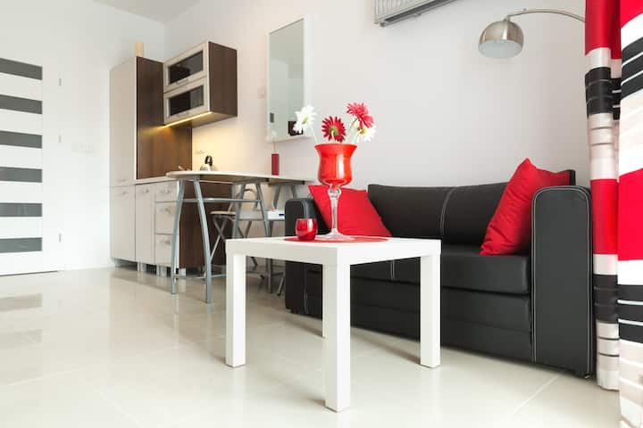 Apartament a-RED - Metro Młociny