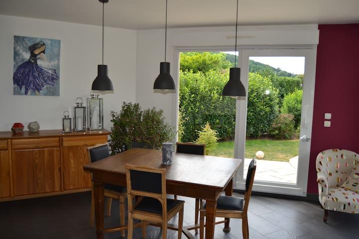 La maison du bonheur - Rosheim - House