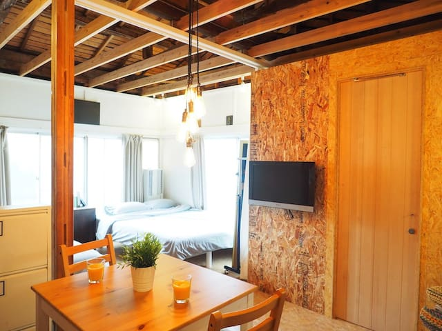 2B『SMI:RE STAY  Harajuku』2F Renovated Design House