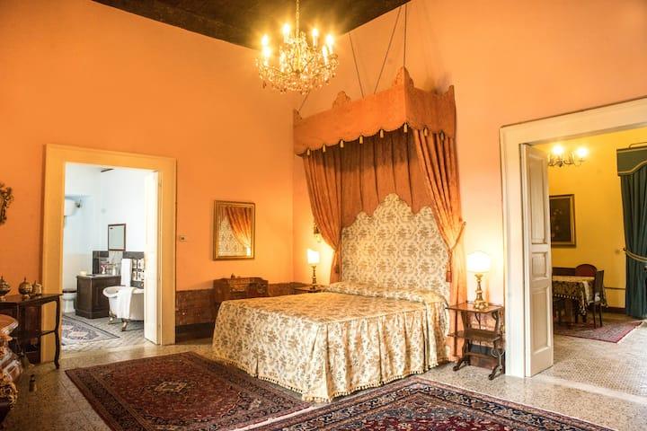 Castello di Caccuri: Suite del Duca