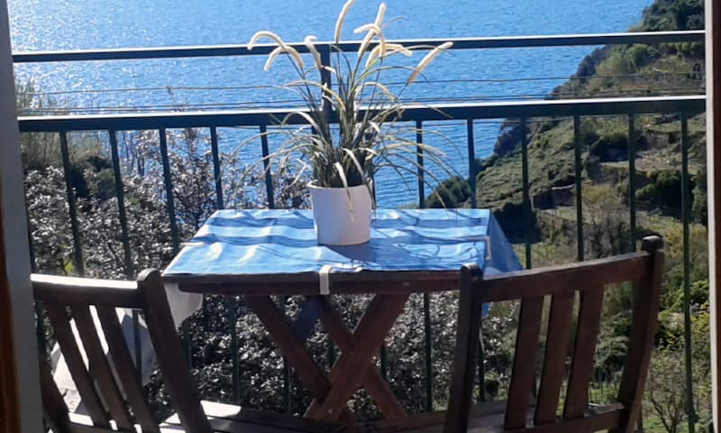 Appart. Sea View Park Free - Wifi Free Cinqueterre