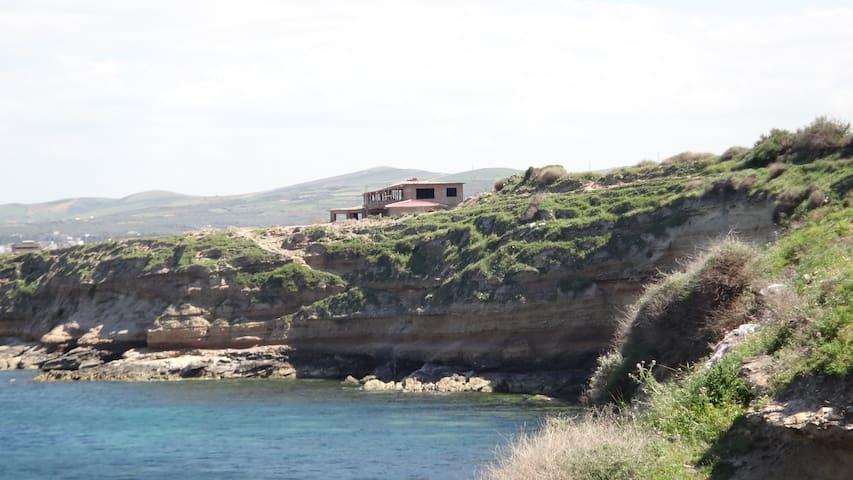 Marina privée - Cap-Zebib/Bizerte - Villa
