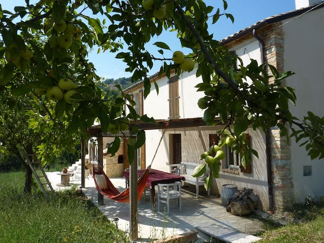 A gem in the heart of rural Italy - Vacri - Huis