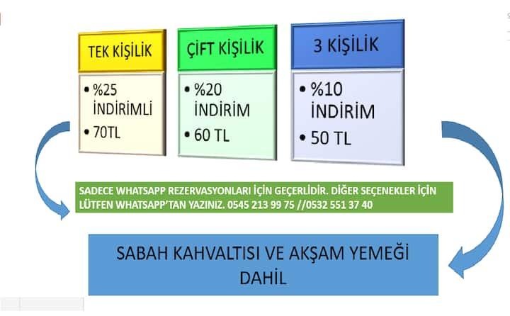 Ankara'daki evinizzz...