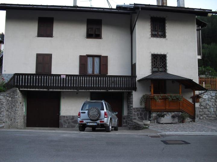 Monolocale a Commezzadura Trentino