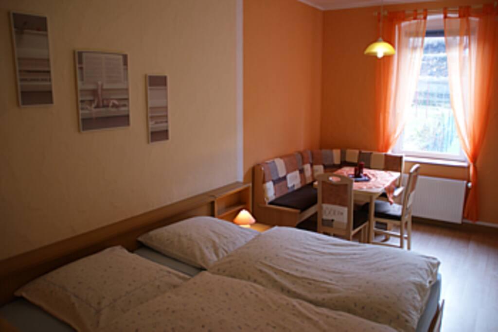 Wohn / Schlafzimmer