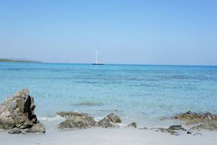 Sardegna Vicinissimo Spiaggia  - S'ena E Sa Chitta - Bed & Breakfast
