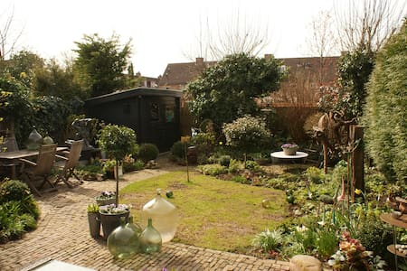 Spacious house with sunny garden - Weesp - Maison
