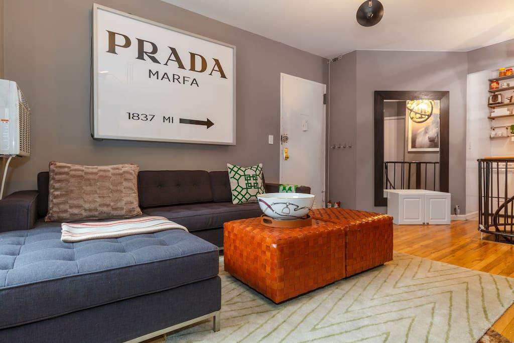 One-Bedroom/Madison Square Garden