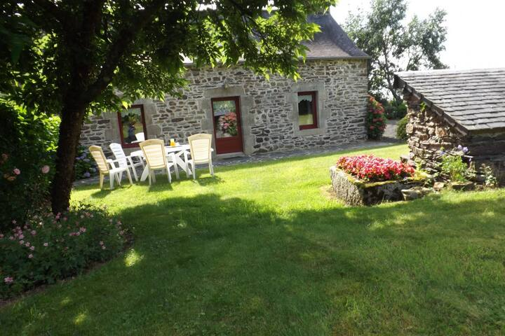 GITE RURAL 3 ÉPIS FINISTÈRE SUD - Saint-Ségal - House