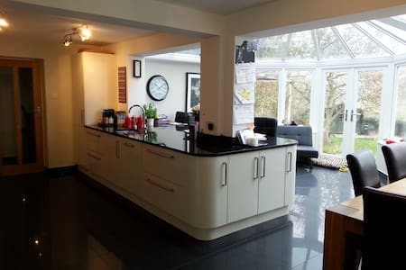 Spacious 4 bed countryside home - Cookham - Dom