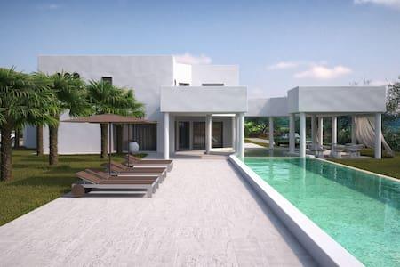 Villa new construction Ibiza - Sant Carles de Peralta