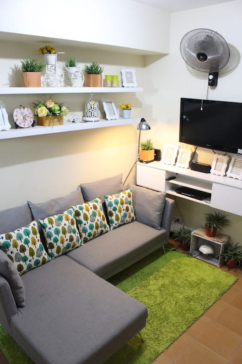 Cozy and homey 1bdrm in makati Now W/ free Netflix