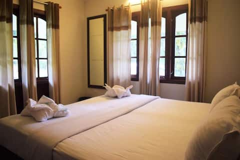 Family Double Room in Wayanad