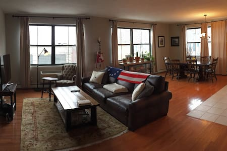 Beautiful Loft. Close to Everything - Syracuse