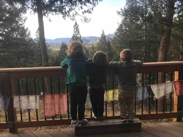 Relaxing mountain stay in Conifer
