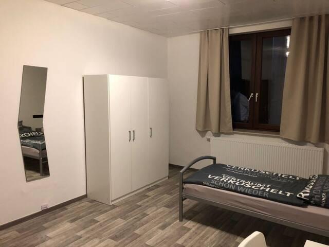 freies Gästezimmer - 1 Minute zum Zentrum Jülich