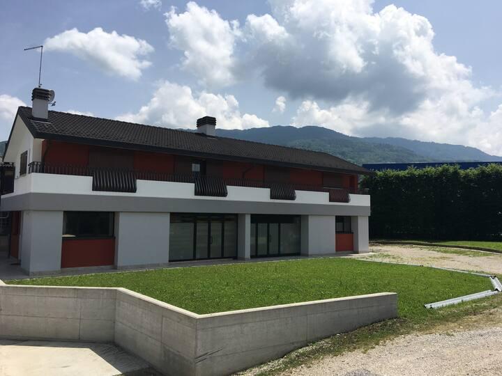 Appartamento accogliente sul Piave