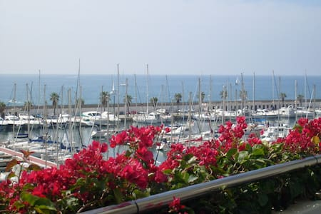 Intimate luxury &  sea view close to Melia hotel - Sitges