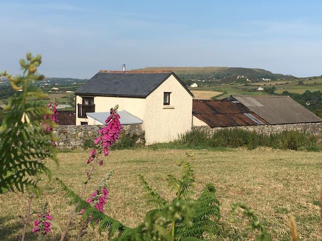 Rossland Barn