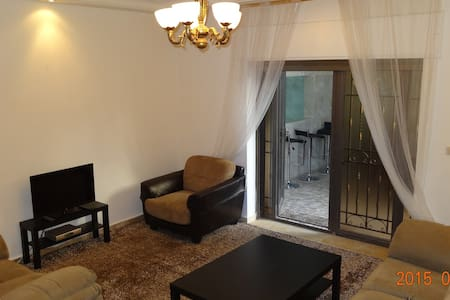 #1A Furnished flat for rent! - Amman