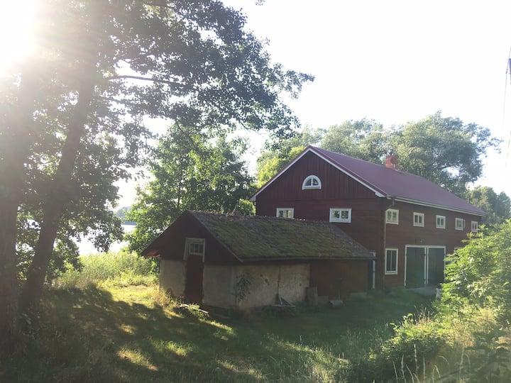 The Lake House in Stjärnhov