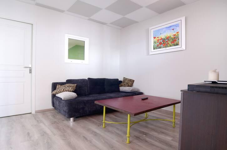 3 chambres  11km d aix 6 KM PLAGE - Velaux - Apartamento