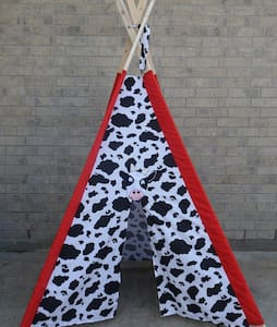 Cow tipi !FAKE LISTING! - Jordan Valley