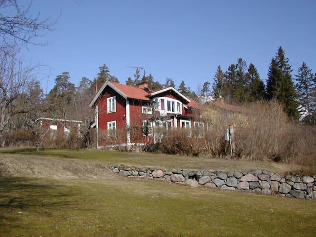 Kvarsebo nära djurparken - Norrköping Ö - Dům