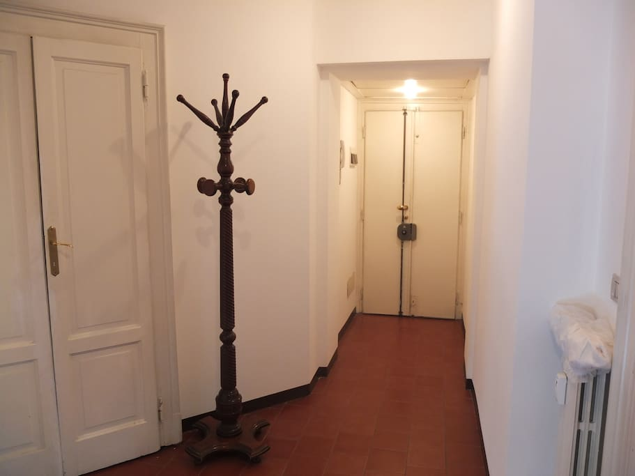 Apartement entry