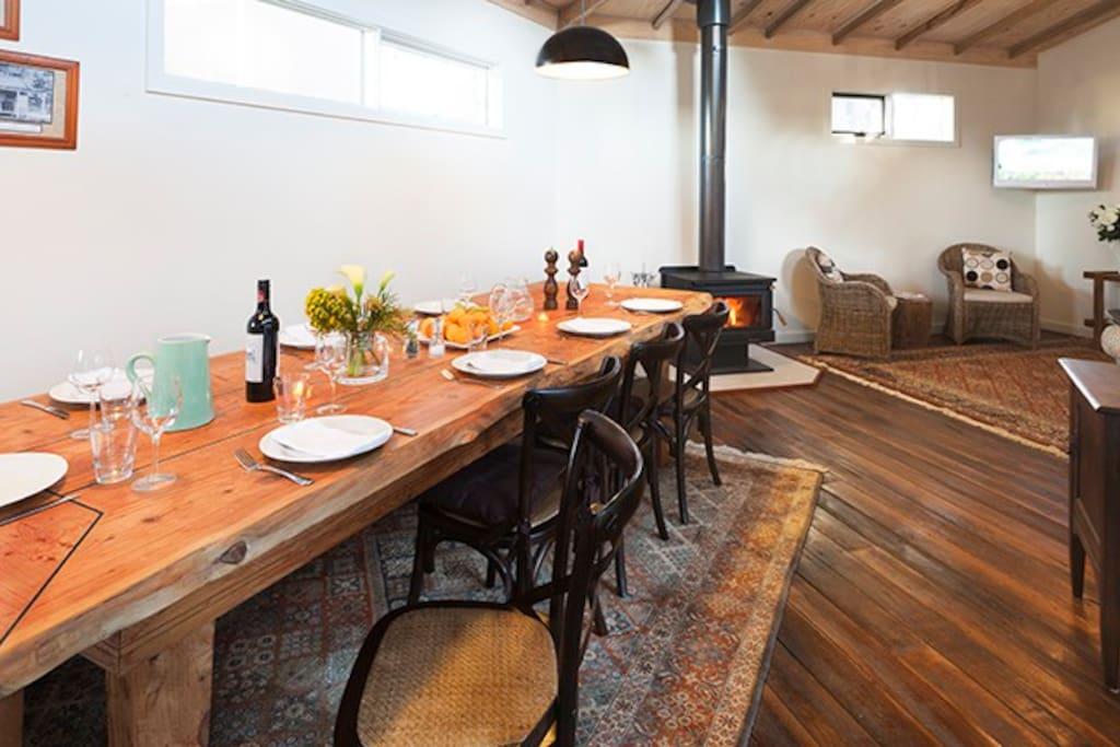 Merricks Stable Dining / Lounge