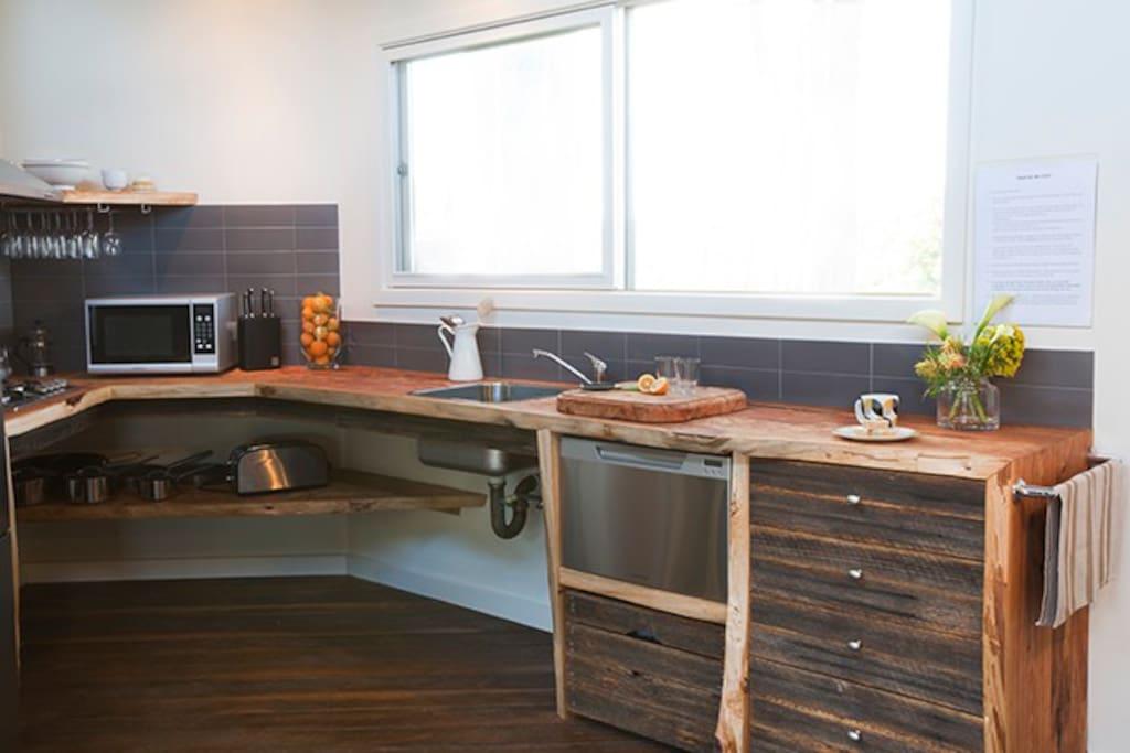 Merricks Stable Kitchen