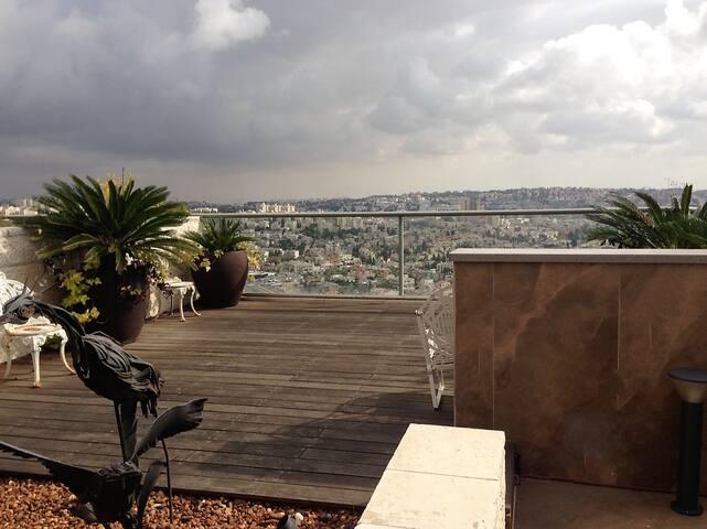 Luxury Penthouse in HolyLand towers - Jerusalem - Apartment
