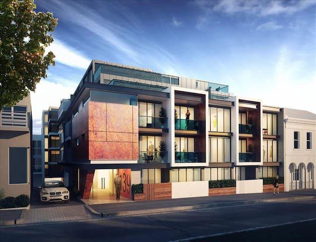 CBD Fringe - free Wi-Fi & Parking - North Melbourne - Lägenhet