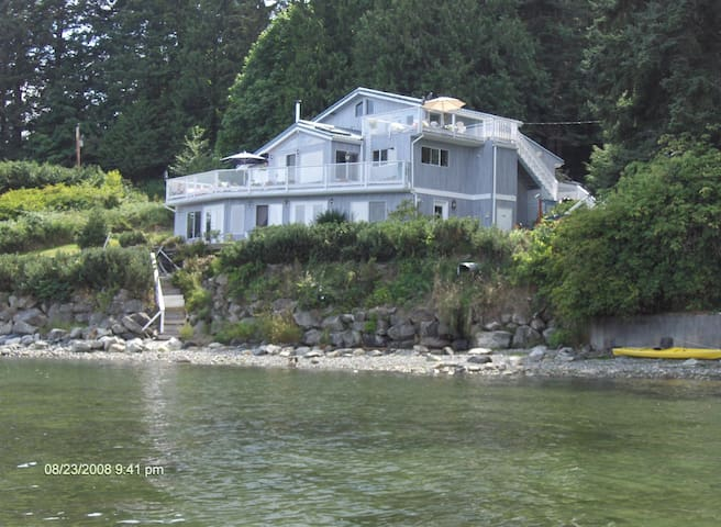 Sunrise Suite - Beach House SSI - Salt Spring Island - Leilighet