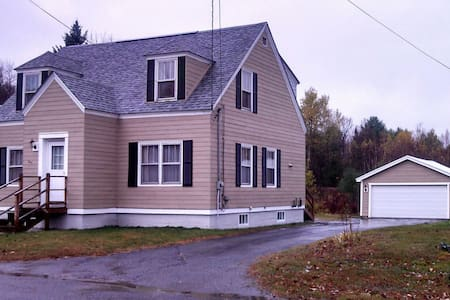 Katahdin area house for rent - Millinocket - Casa