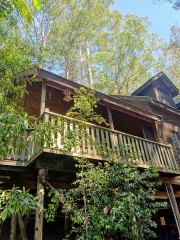 Cedar Lodge Cabin, Barrington Tops National Park