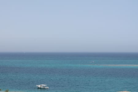Absolute sea view  from 2 balconies - Hurghada