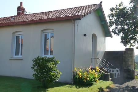 Gîte récent pour 4 personnes en campagne viticole - Vertou