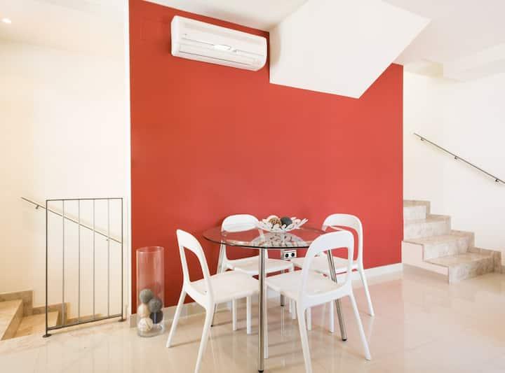 Casa Duplex Tassis 2 by GLOBALSITGES