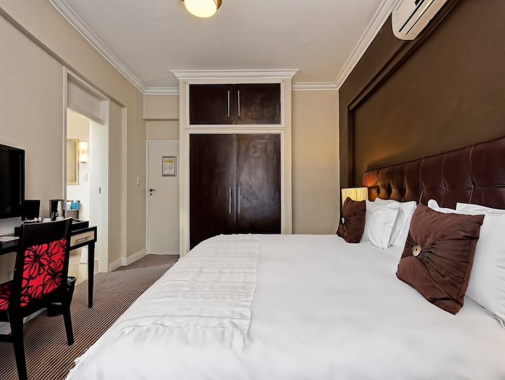 Ascot Boutique Hotel - Deluxe Room