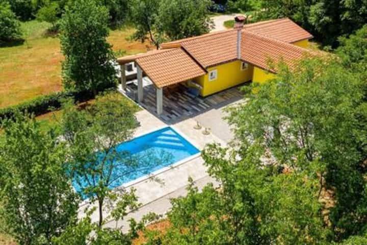 Private Villa in Zupanici near Rabac