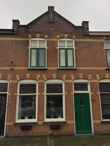 Nice and cosy house on perfect spot! - Alkmaar - Talo