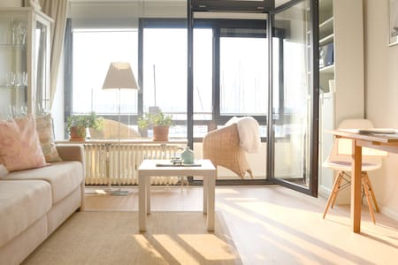 Appartement Oceanview in Laboe mit Meerblick