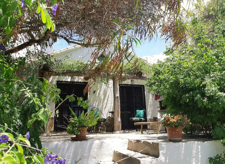 Charming country casita & pool on laid-back finca