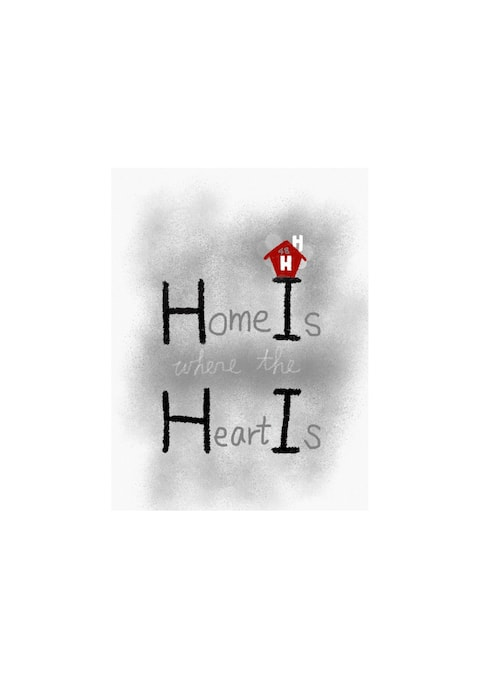 HIHI背包民宿3F犀牛房(Home Is Where The Heart Is)鐵花村走路十分鐘